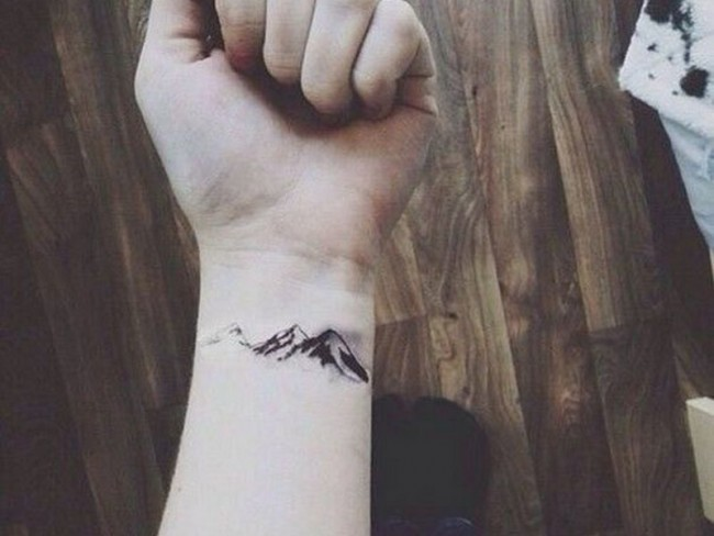 90+ Best Small Wrist Tattoos - Designs & Meanings (2018)