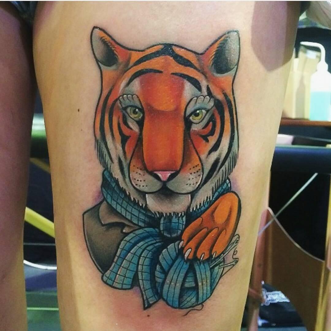 115+ Best Thigh Tattoos Ideas For Women