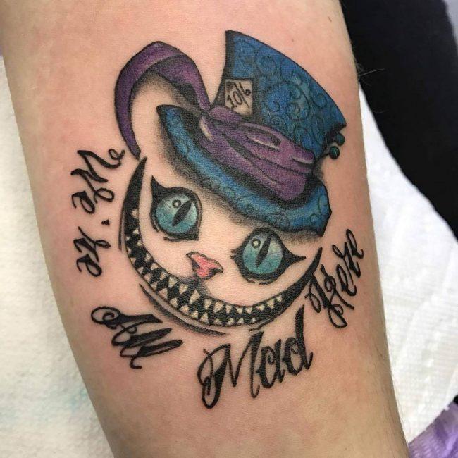 Alice-in-Wonderland-Tattoo_