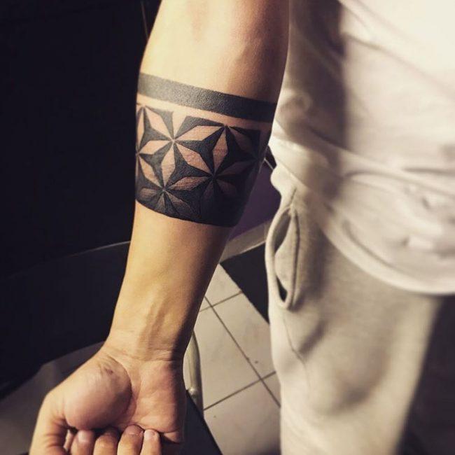 Image result for bracelet tattoos men