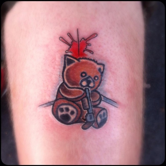 Bear tattoos (1)