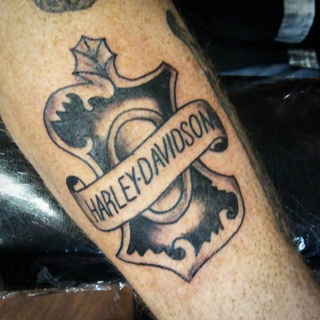 85 Best Biker Tattoo Designs Meanings For Brutal Men 2018