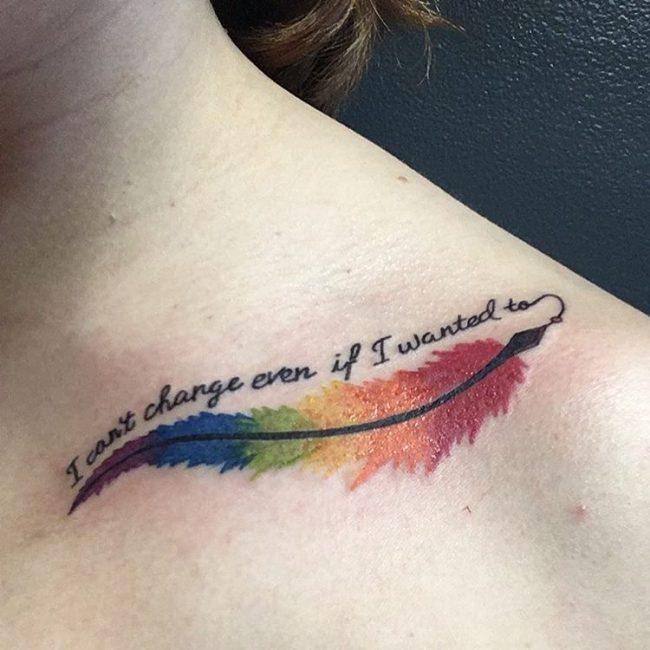 Collarbone Tatto