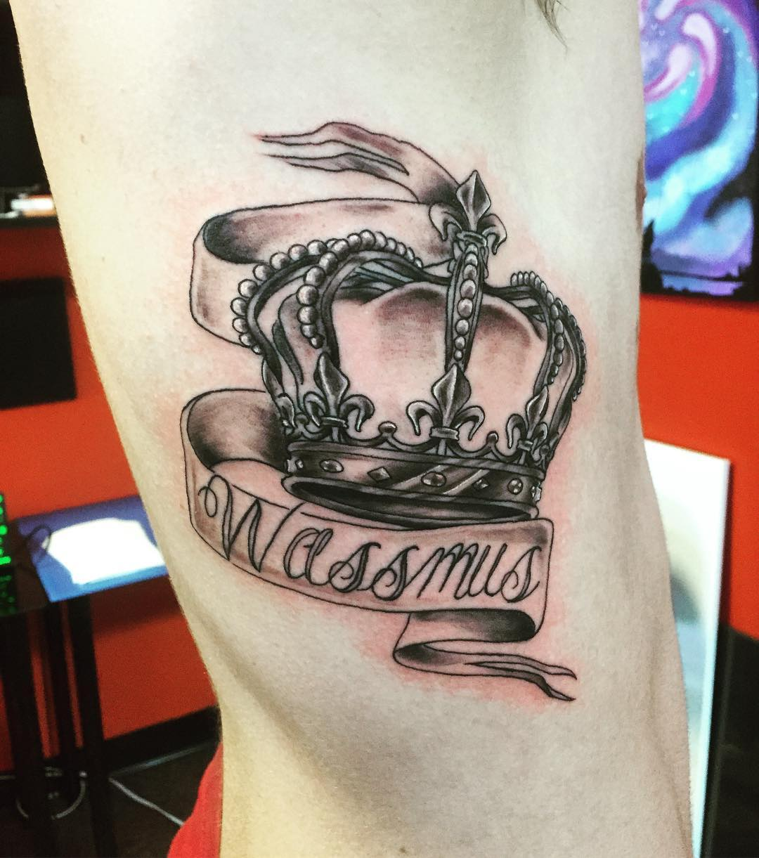 55 best king and queen crown tattoo designs meanings 2018