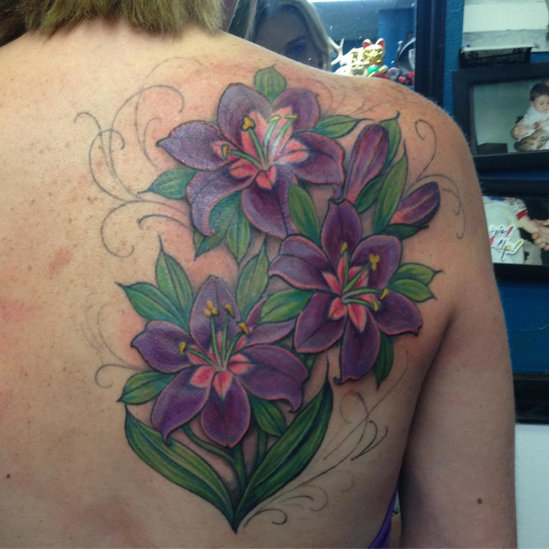 Lily Pad Flower Tattoo Meaning