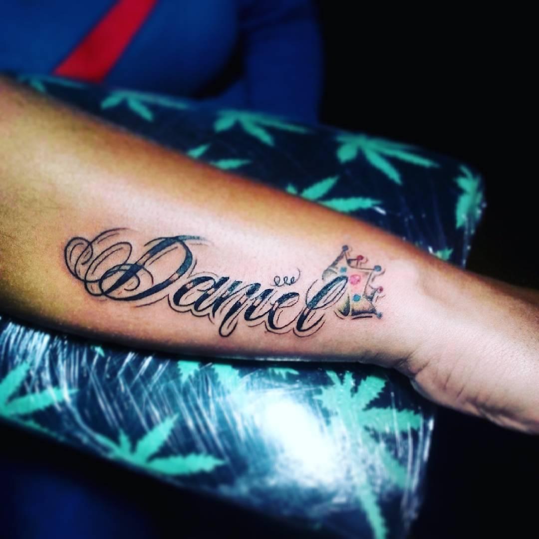 100+ Memorable Name Tattoo Ideas & Designs