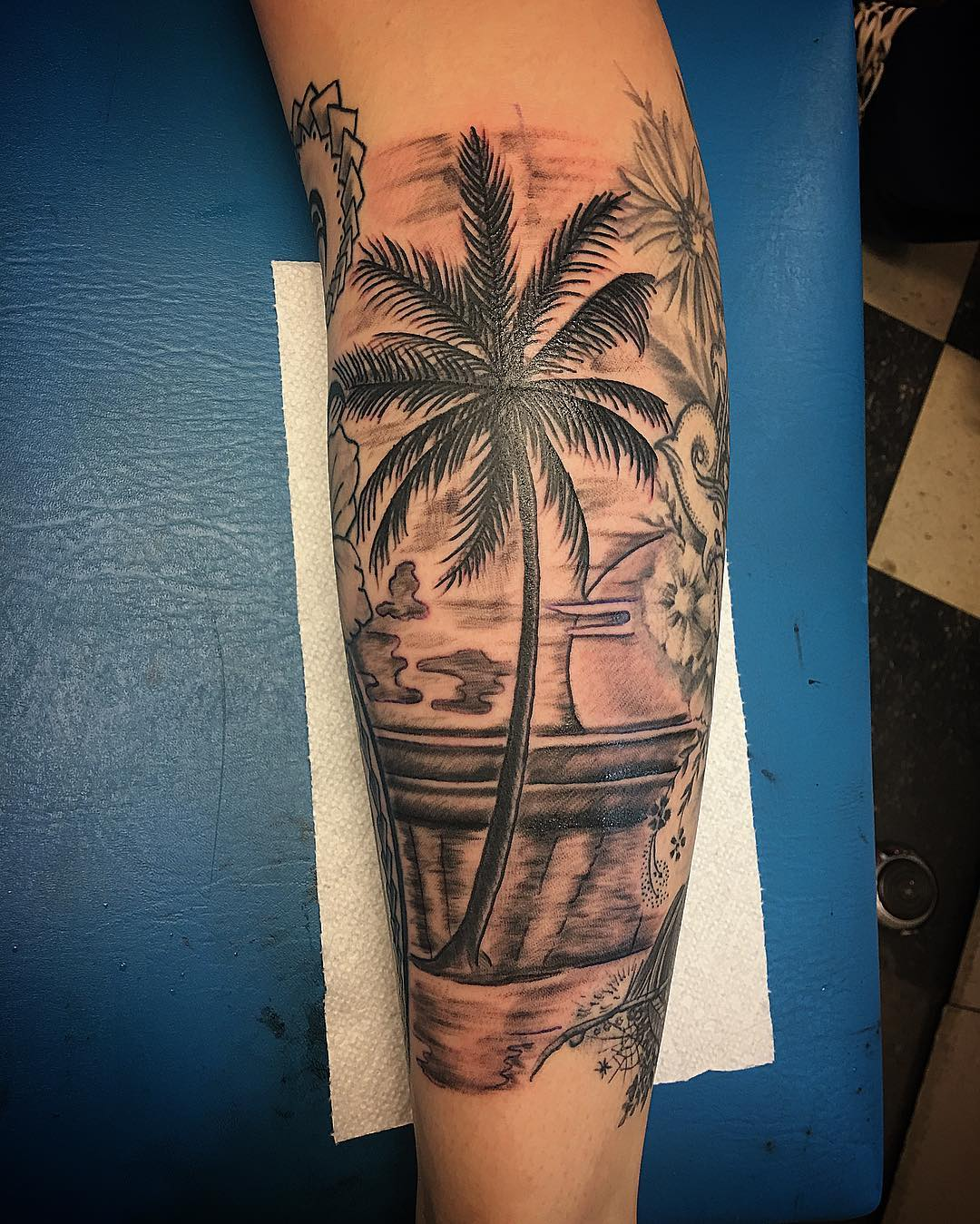 Best Tattoo Design Ideas: 120+ Best Palm Tree Tattoo Designs And Meaning