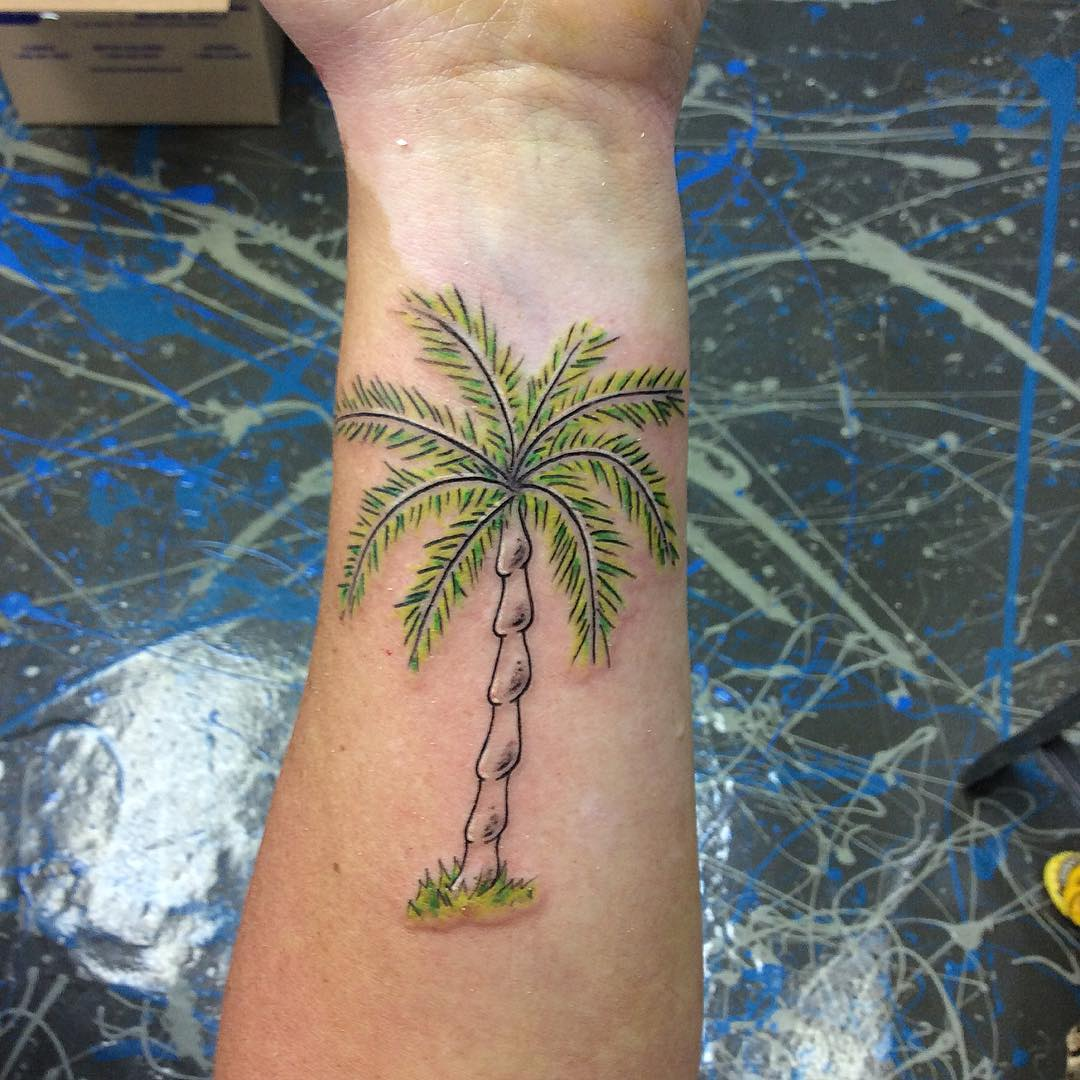 For those of you considering palm tattoos. Update on my ...   Palm Tattoos