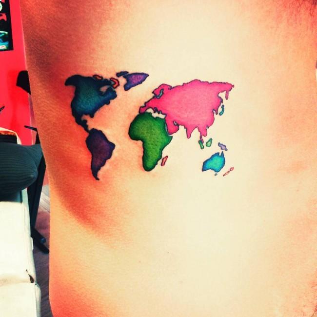 Rib Tattoos (2)