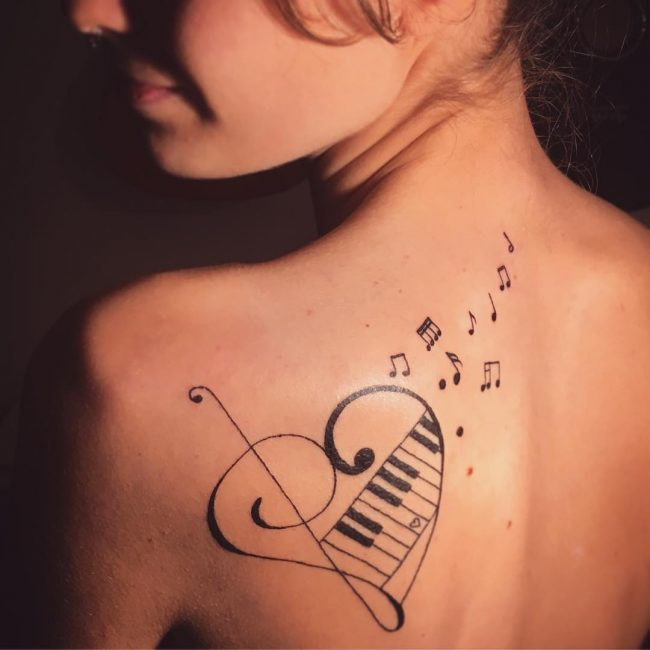 50 Shoulder Blade Tattoo Designs Meanings Best Ideas 2018