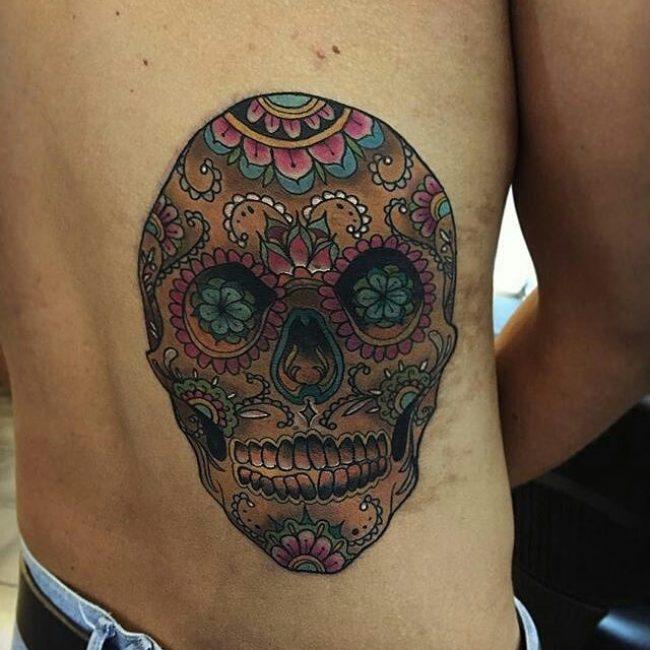 Sugar Skull Tattoos