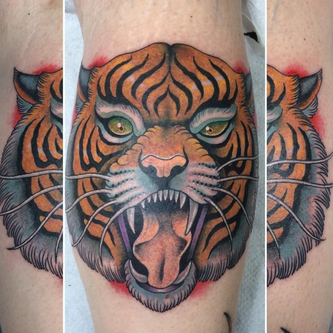 Tiger tattoo (1)
