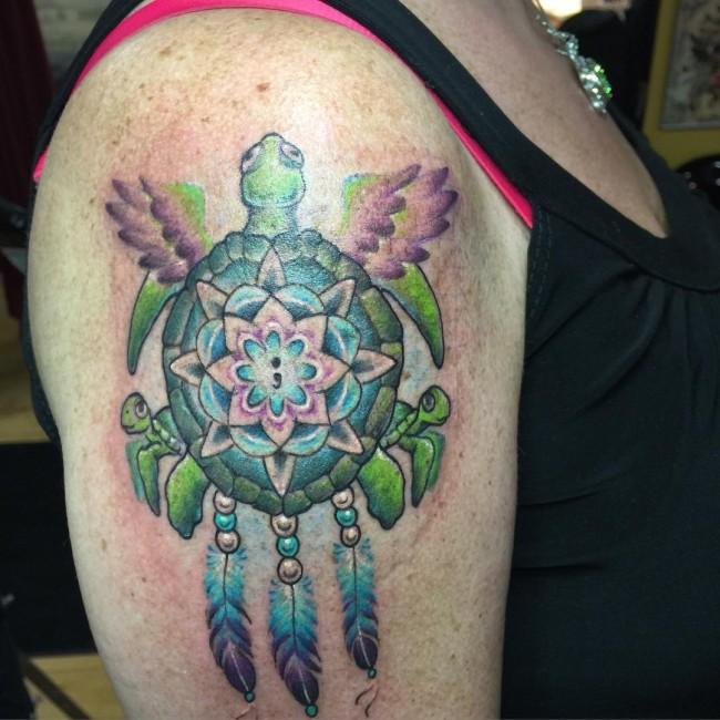 Turtle Tattoos (1)