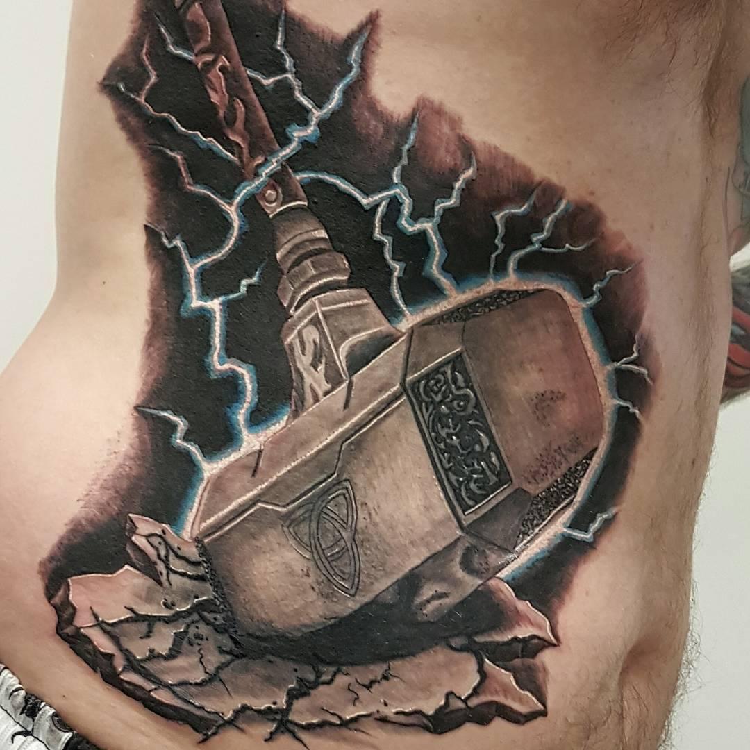95+ Best Viking Tattoo Designs & Symbols - [2019 Ideas]Norse Viking Tattoos
