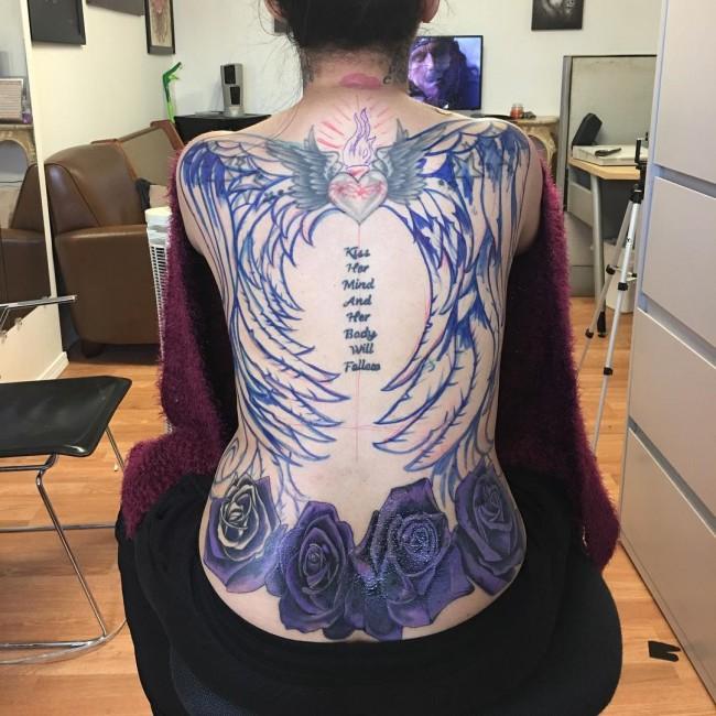 Wings Tattoos (2)