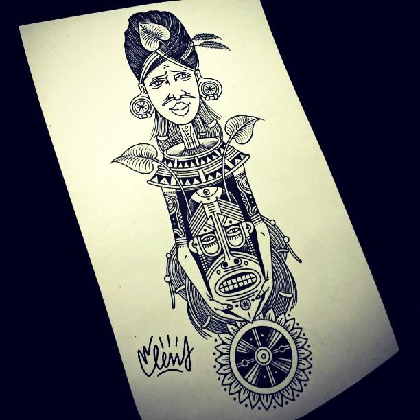African Tattoos