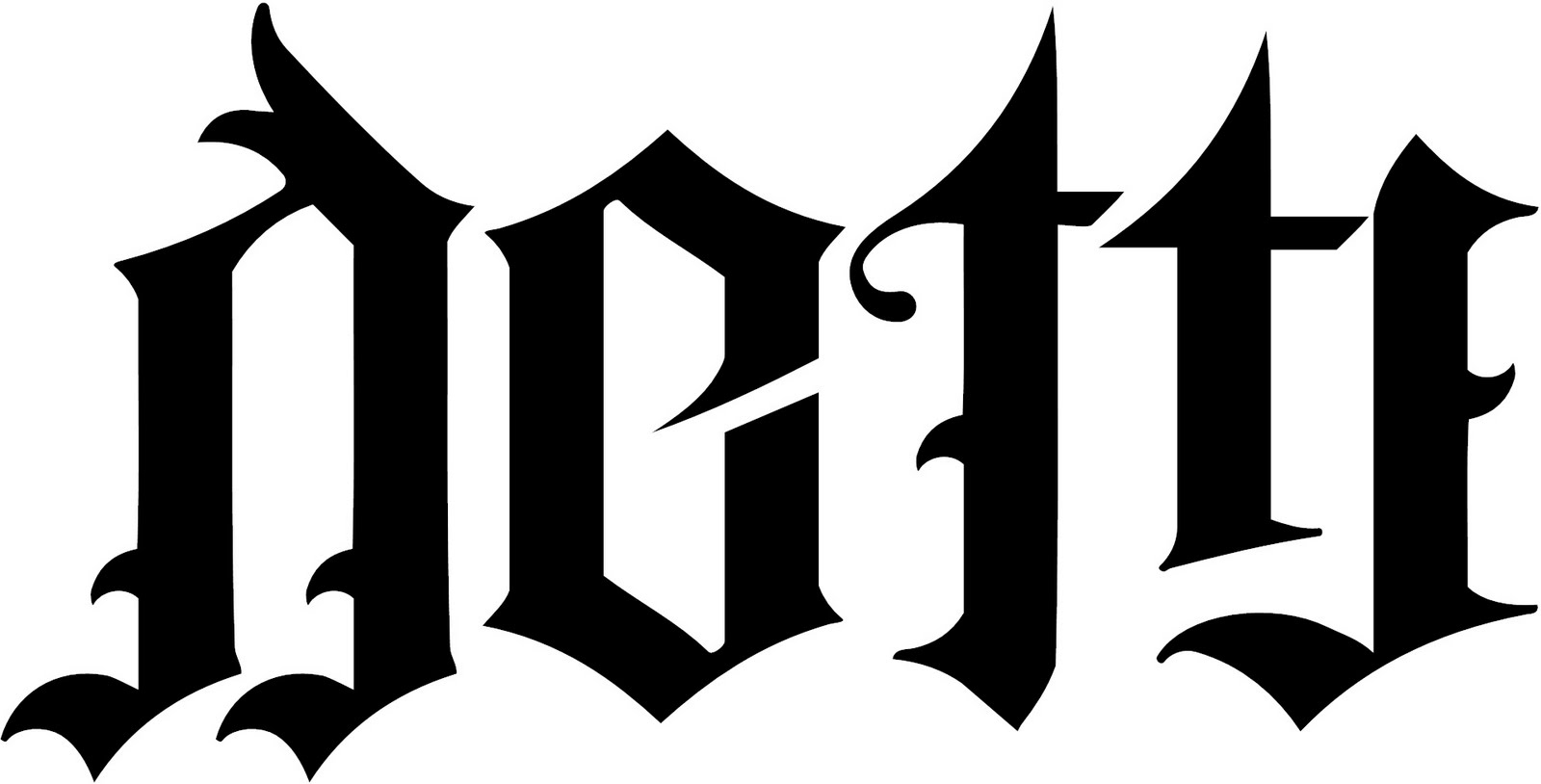 45 ambigram tattoos designs meanings for men women for Tattoos that say something different upside down