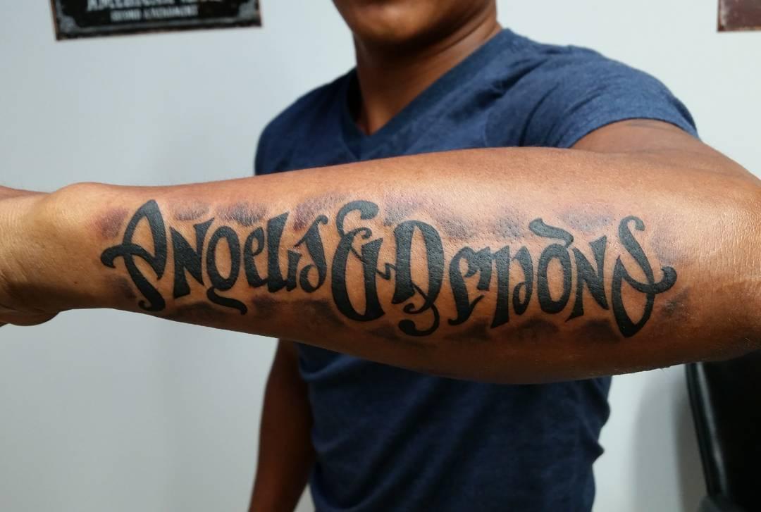Best 25 Ambigram tattoo ideas on Pinterest