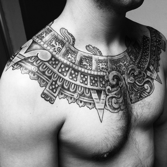 Aztec tattoos