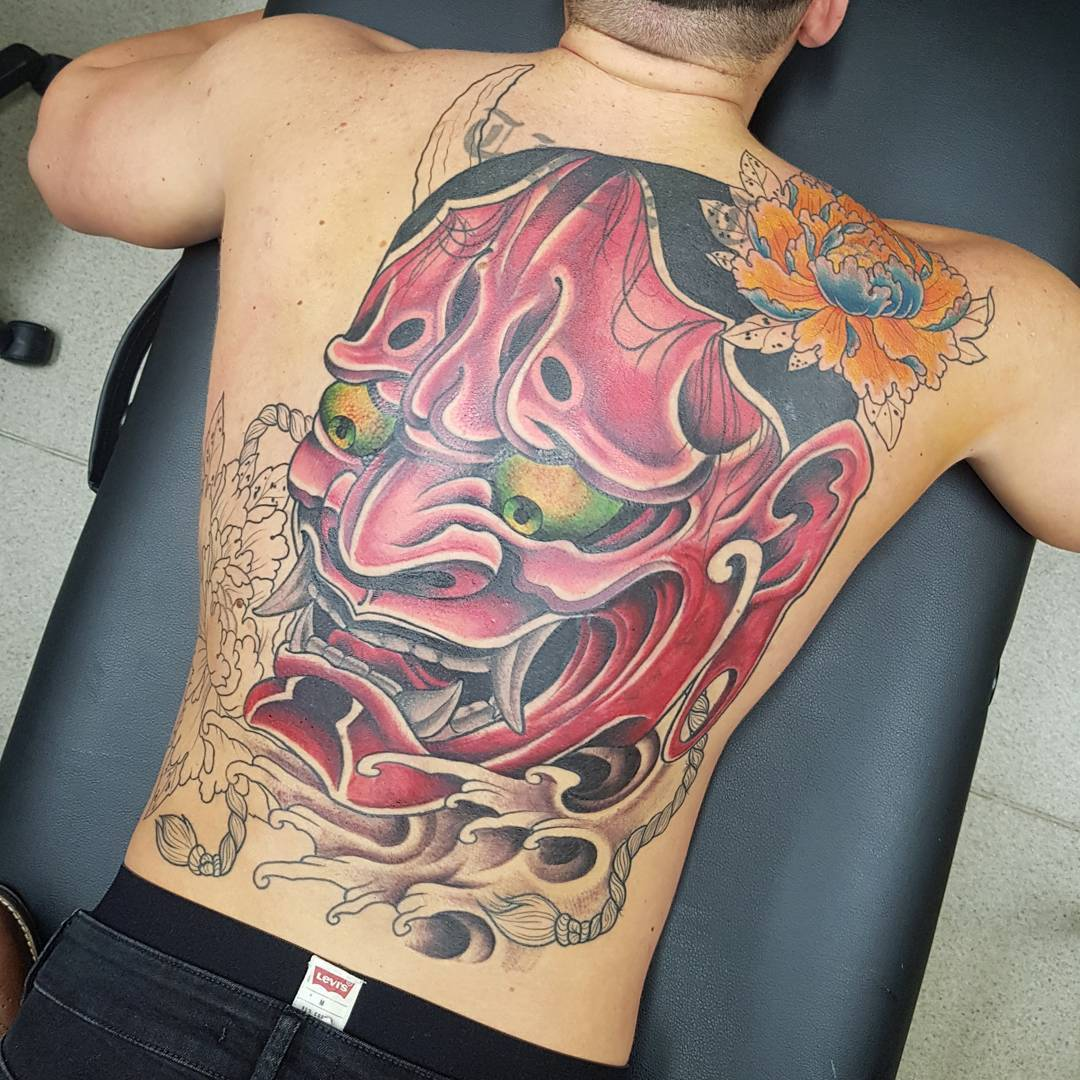 Designs Meanings 2019: 110+ Back Tattoo Designs For Men & Women -Designs