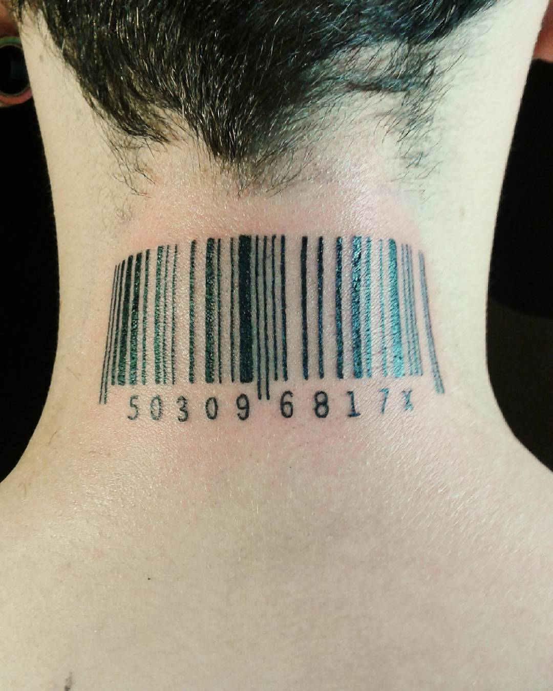 25 graphic barcode tattoo meanings placement ideas 2018 this tattoo is also sometimes meant to be ironical the tattoos can be used to warn people that if we are not careful as a species we risk becoming a buycottarizona Gallery