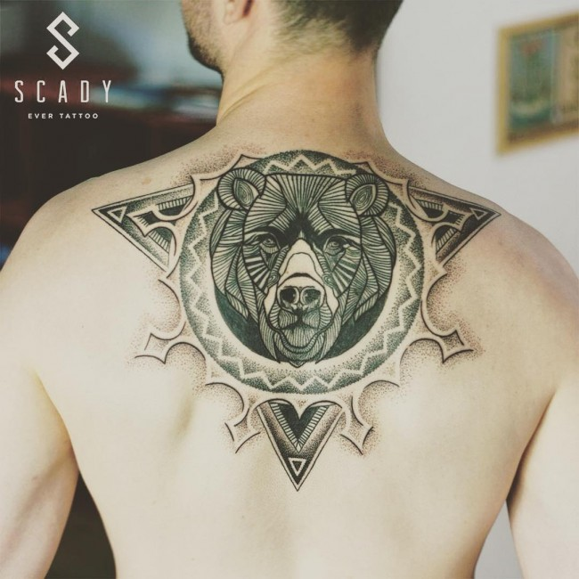 Bear tattoos