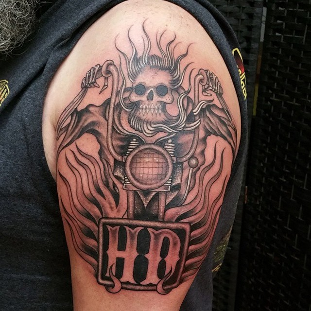 haley reed tattoo