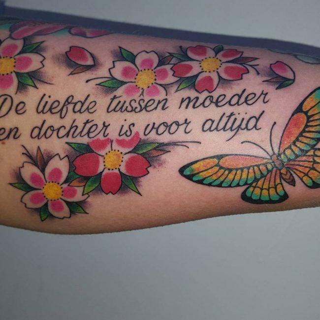 cherry blossom tattoos