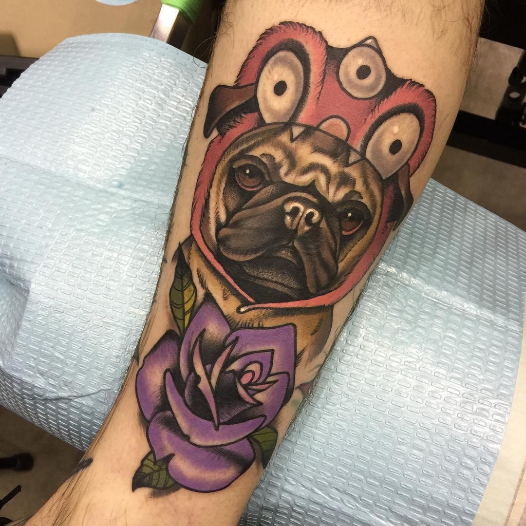 dog tattoo tattoos dogs designs solar