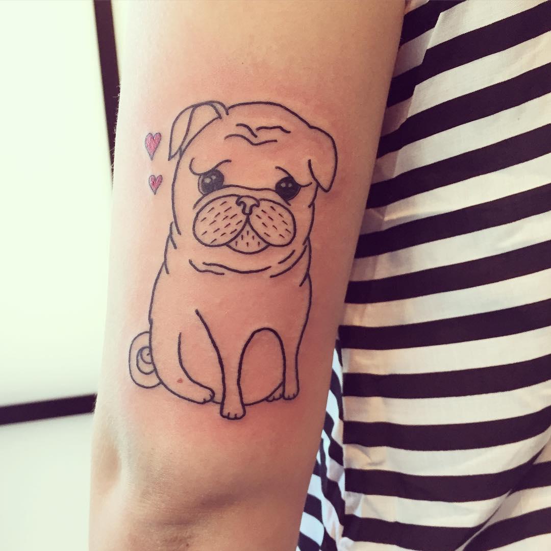 85+ Best Dog Tattoo Ideas & Designs