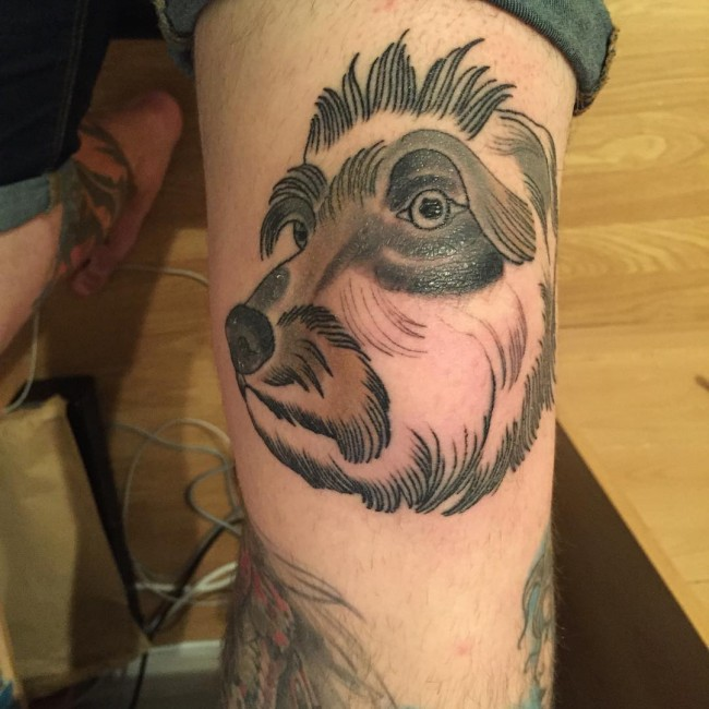 dog tattoos