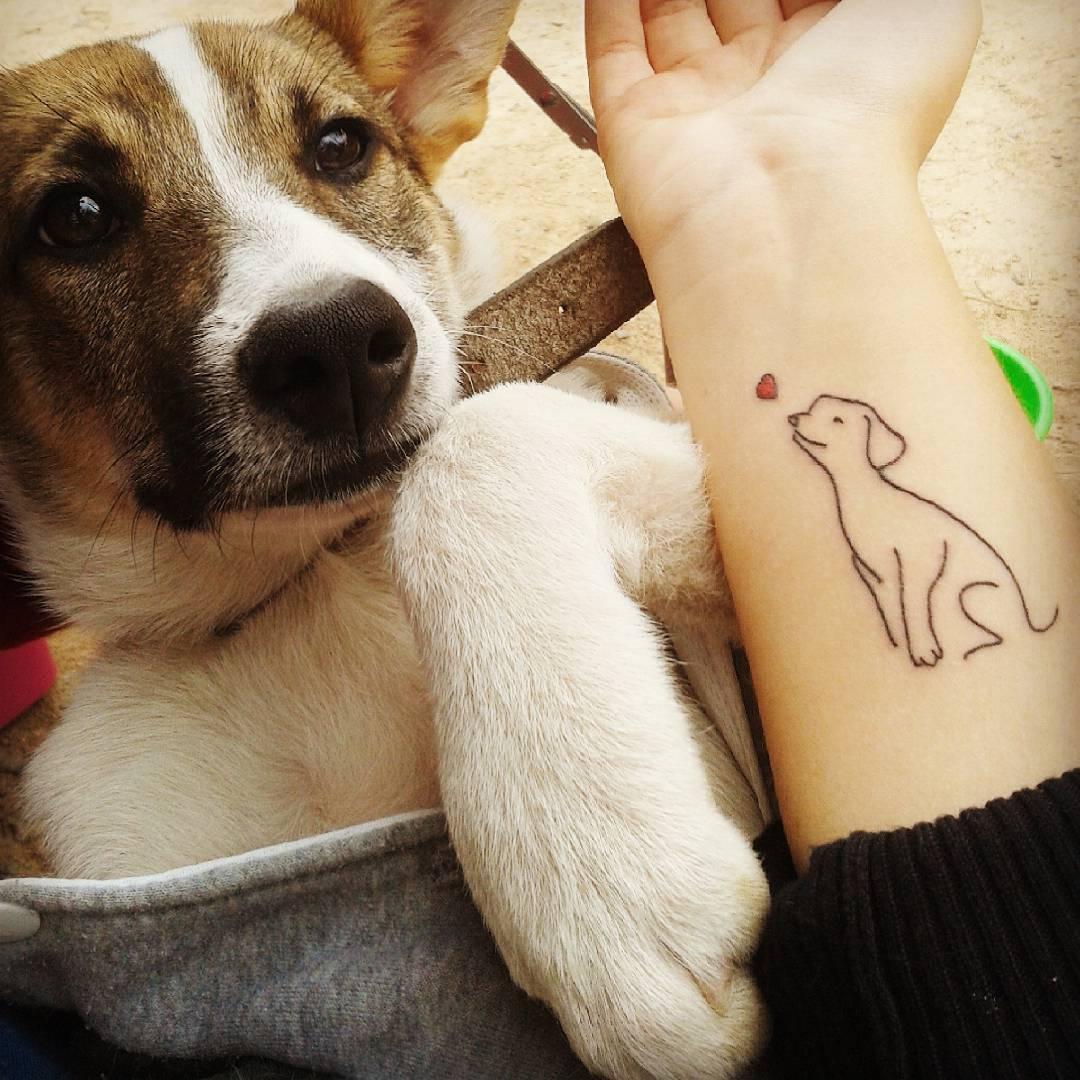 Best Dog Tattoo Designs