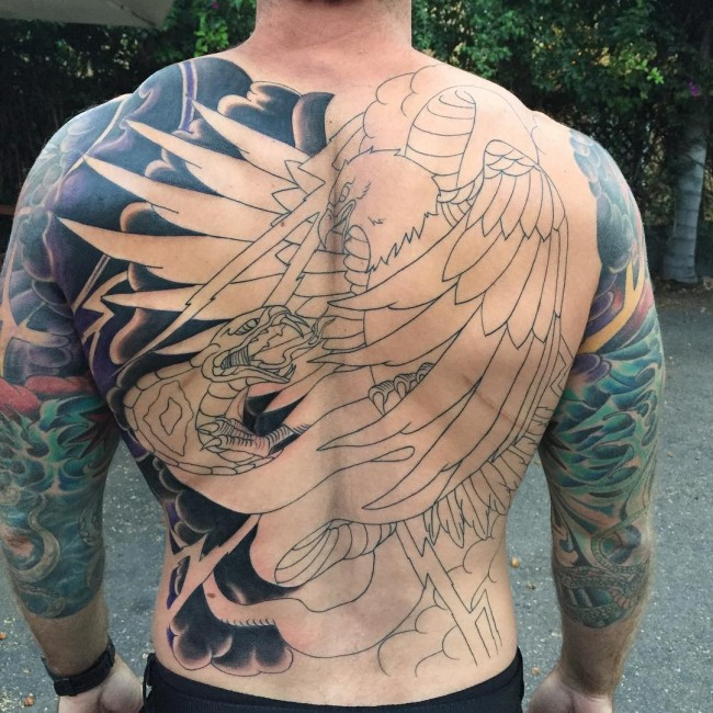 100+ Best Eagle Tattoo Designs & Meanings