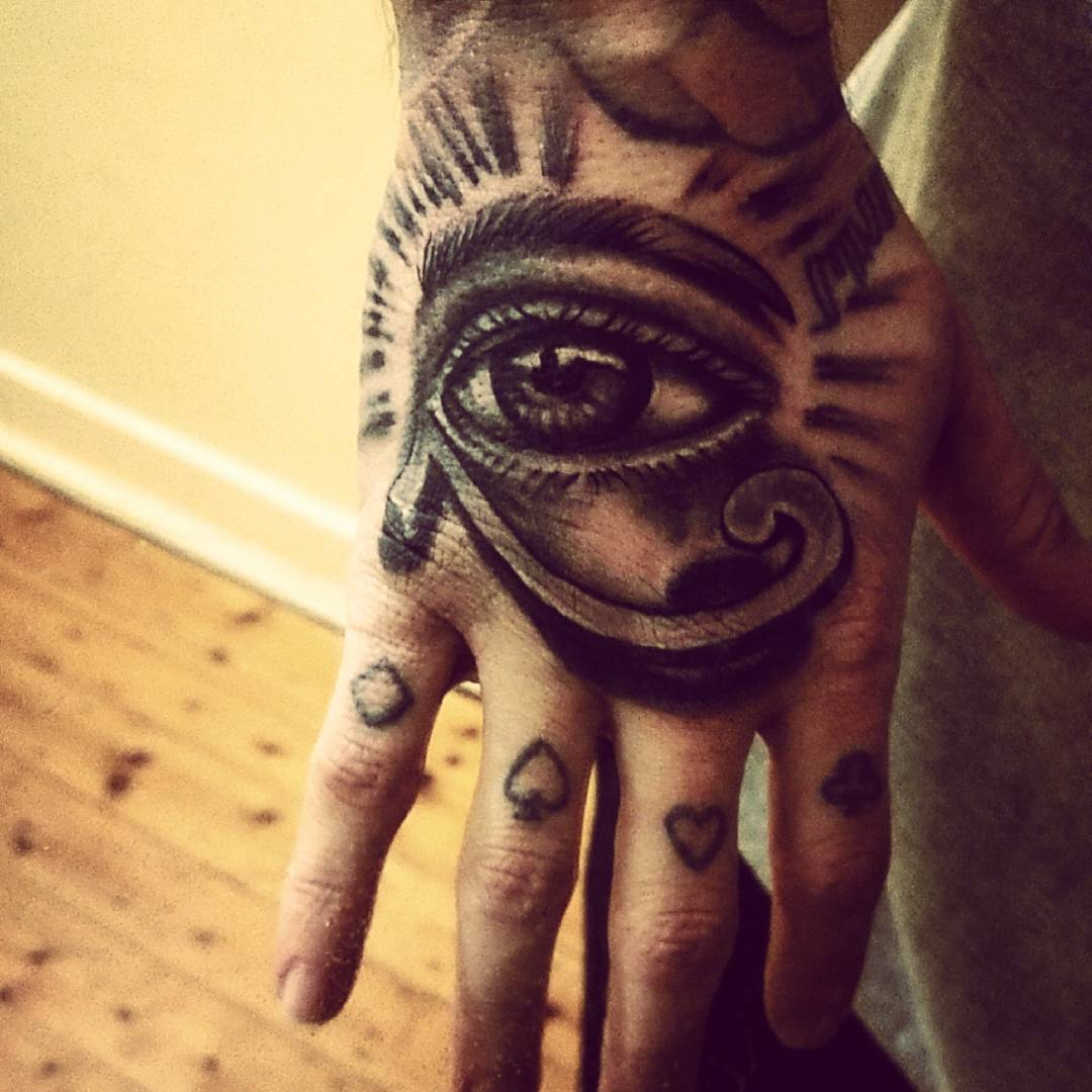 45 Best Eye of Ra Tattoos Designs \u0026 Meanings , Sun God Horus