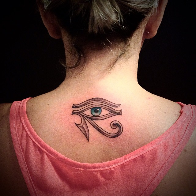 45 Magnifiques Tatouages Egyptiens œil De Ra Pour Elle Et Lui