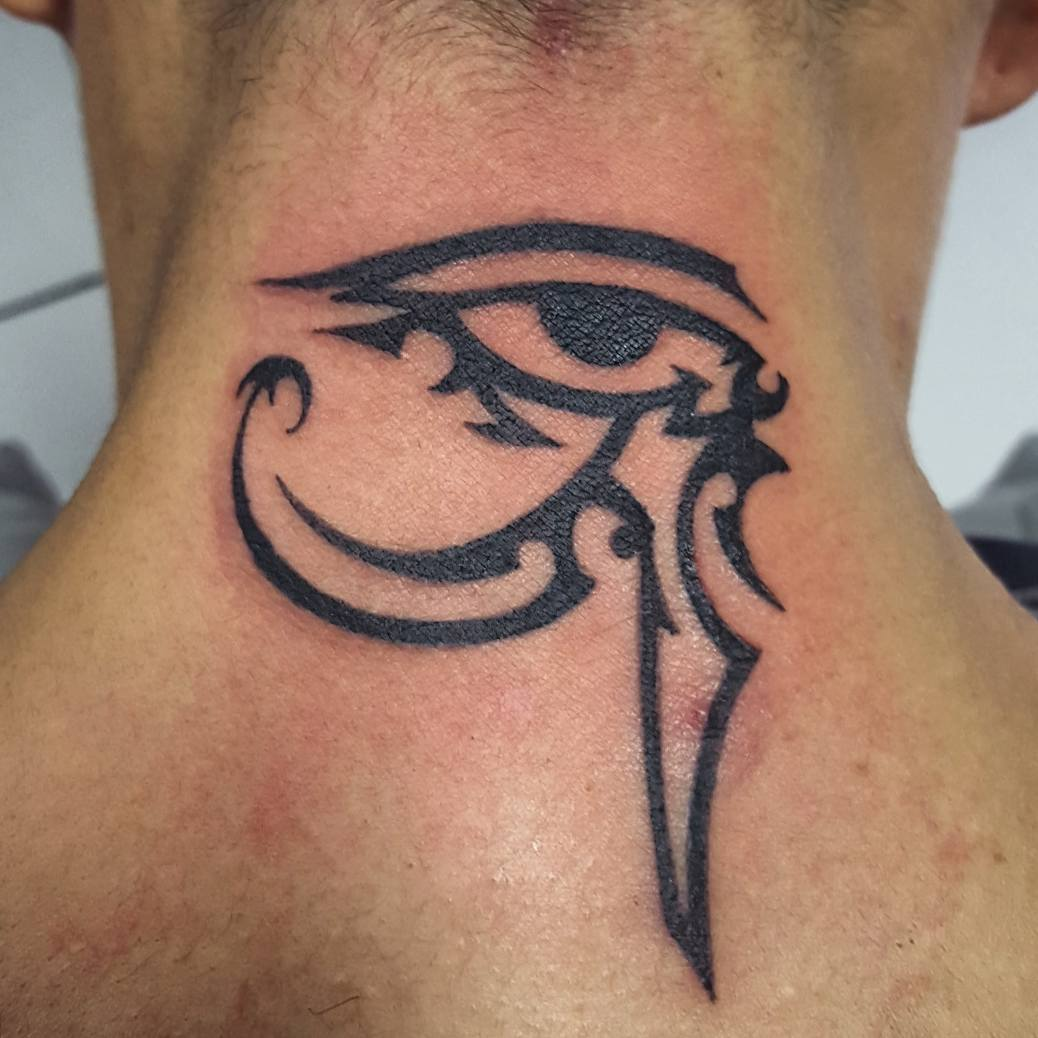 45 Best Eye of Ra Tattoos Designs & Meanings - Sun God ... Eye Of Horus Meaning Tattoo