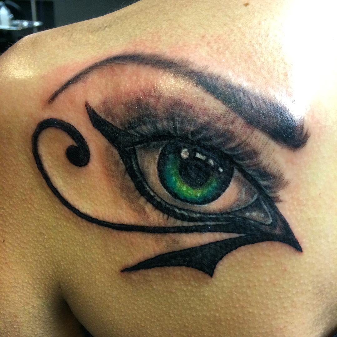 45 best eye of ra tattoos designs meanings sun god