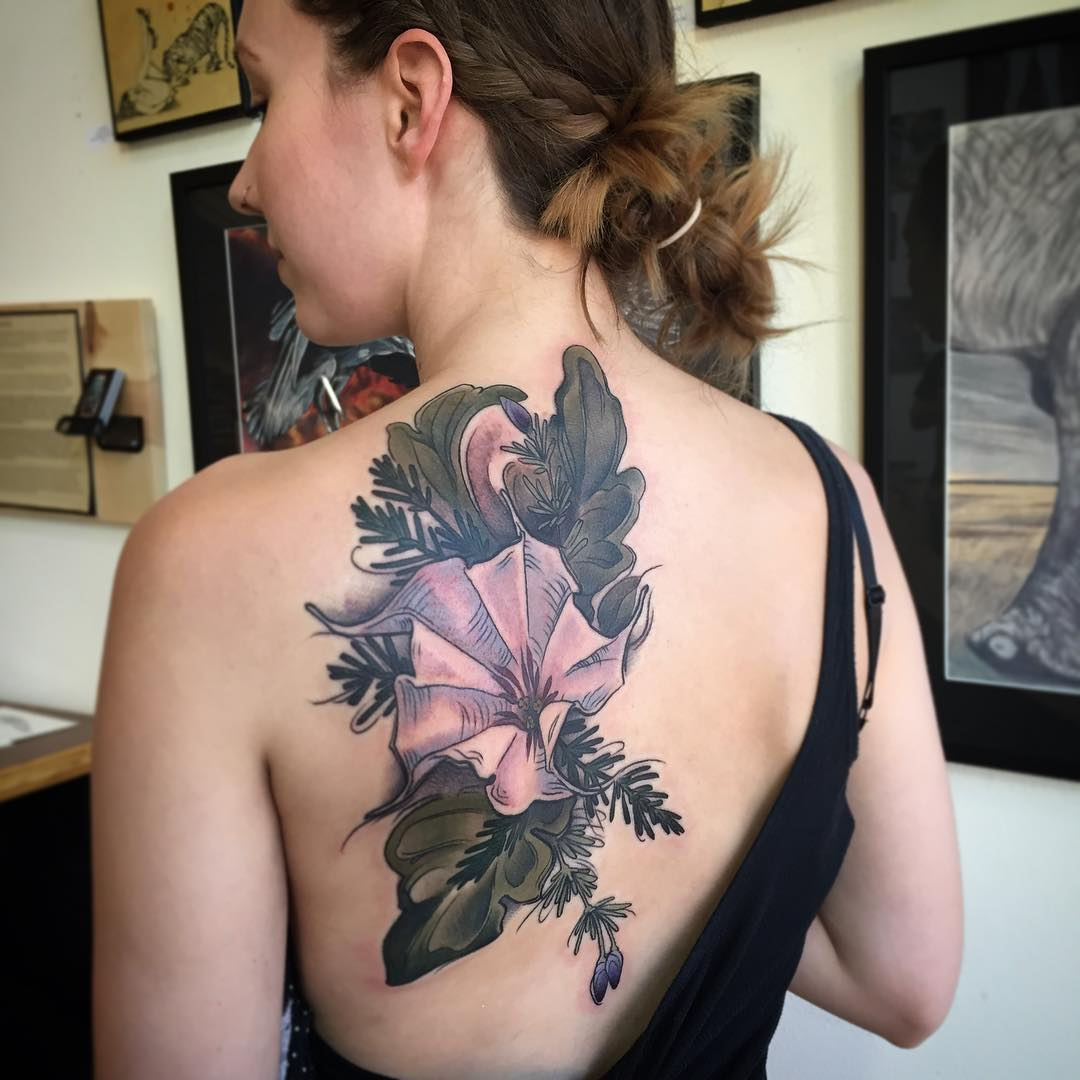 Tattoo Ideas Growth: 90 Best Floral Tattoo Designs & Meanings