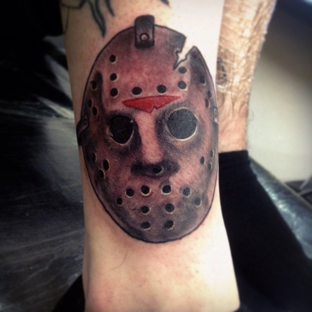 Friday the 13th tattoos