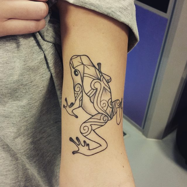 Frog Tattoos