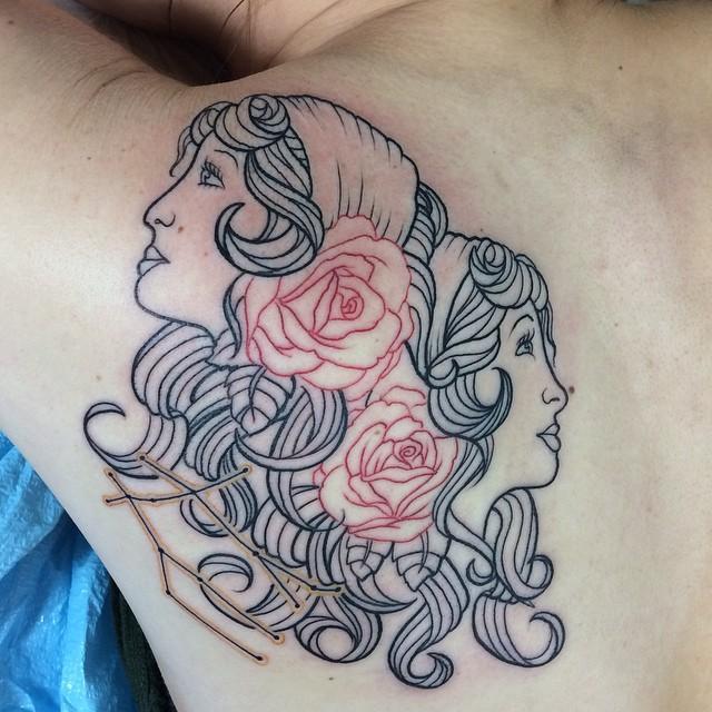 Les 50 Meilleures Idees De La Categorie Tatouage Gemeaux Tattoo