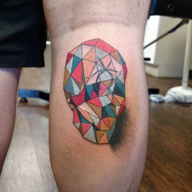 Tattoo Designs Geometric: 35 Elegant Geometric Tattoo Designs