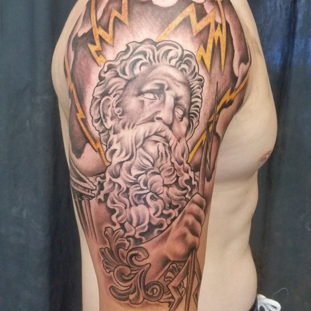 Greek tattoos