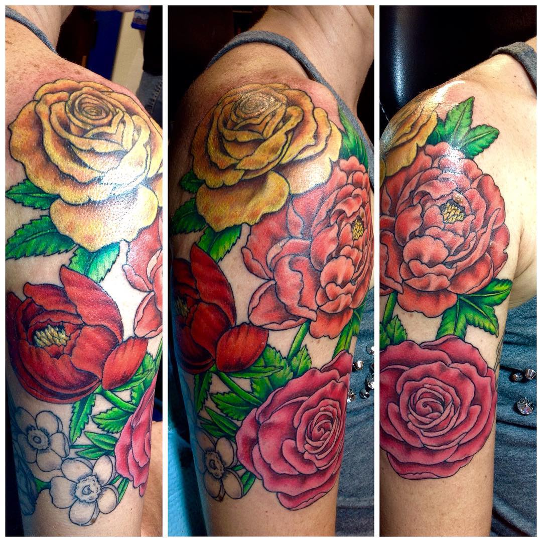 Cool Tattoo Sleeve Designs: 90+ Cool Half Sleeve Tattoo Designs & Meanings