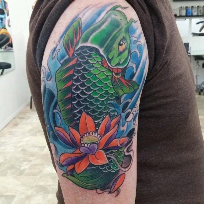 90+ Cool Half Sleeve Tattoo Designs & Meanings