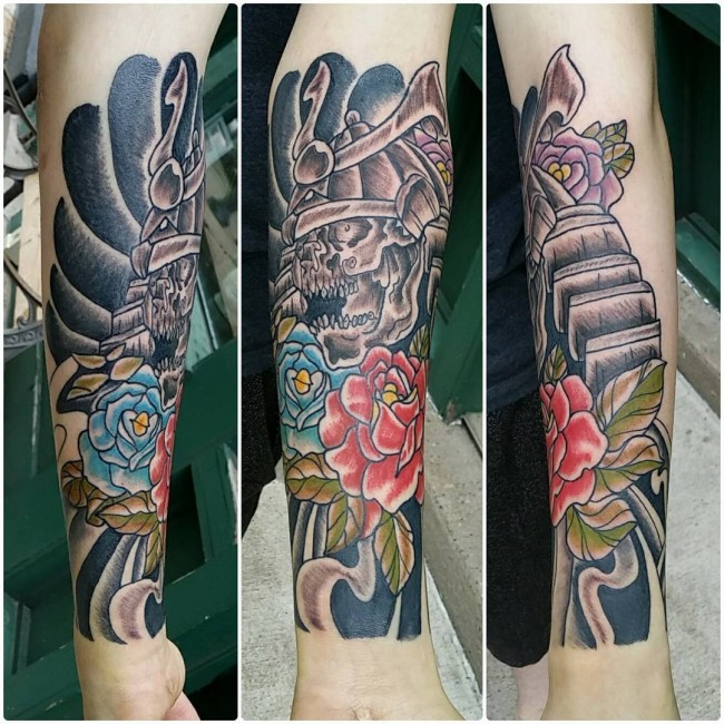 Half Sleeve Tattoos