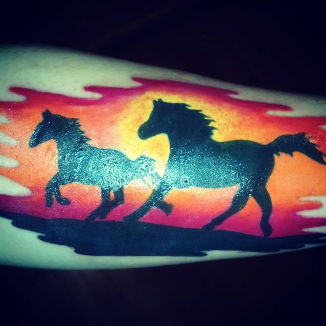 horse tattoos (6)