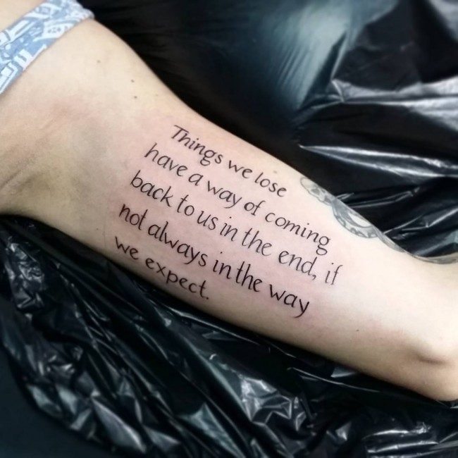 70 promising inspirational tattoo ideas meaning