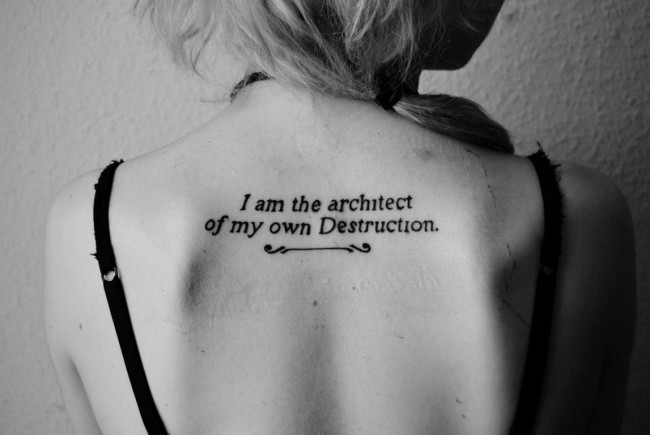 Inspirational tattoos
