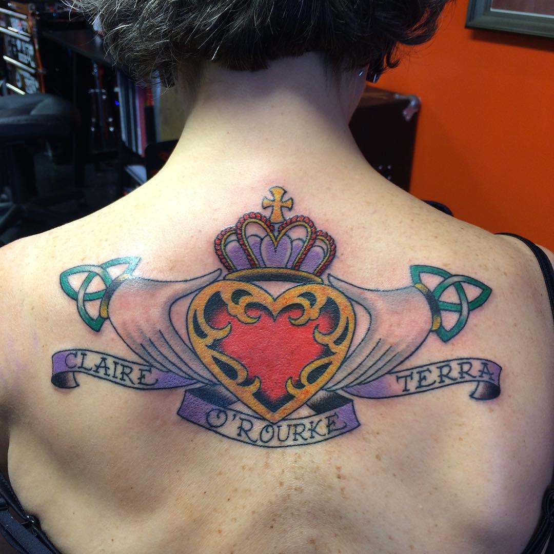 Irish Tattoo